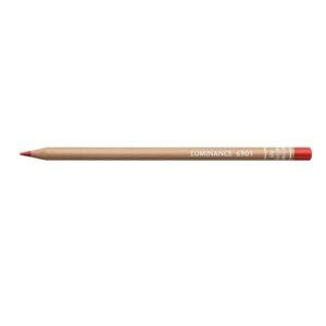 luminance pencil permanent red