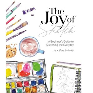 The Joy o Sketching Book
