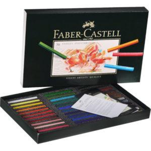 Faber Castell Poychromos Pitt Pastel Set of 36