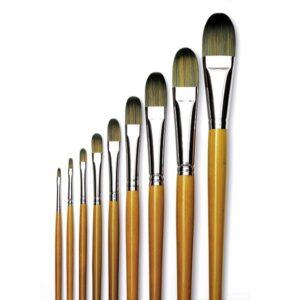 Isabey Isacryl Acrylic Brushes