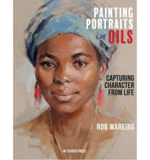 painting portrait in oils book rob wareing