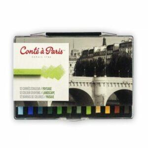 Conte Carres Crayon Sets