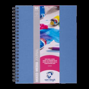 Van Gogh Mixed Media Sketchbook