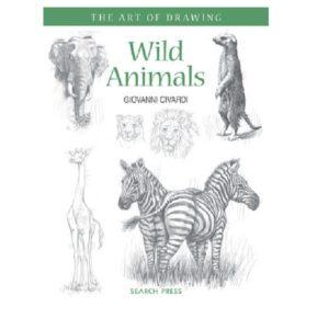 drawing wild animals book Civardi