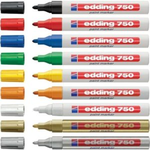 Gloss Paint Markers 750