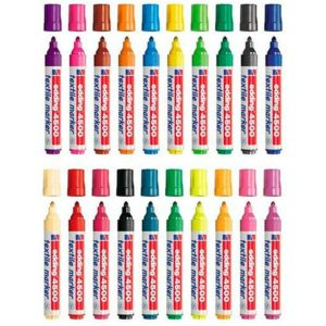 Textile Markers 4500