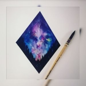 Lesson Five: Experimenting With Watercolour