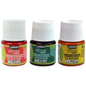 Individual Glass and Tile Paints