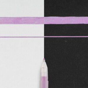 sakura gelly roll metallic pink