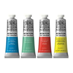 Winton Student Oil Paint 37ml Tubes