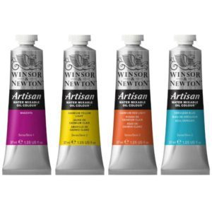 Artisan Water Mixable Oil Paint 37ml Tubes