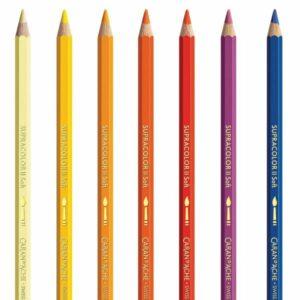 Individual Supracolor Pencils