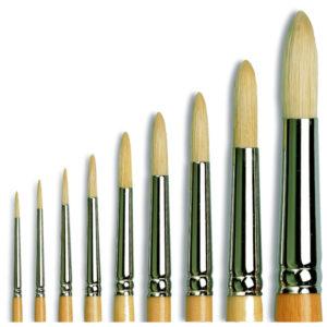 Da Vinci Maestro Hog Brushes