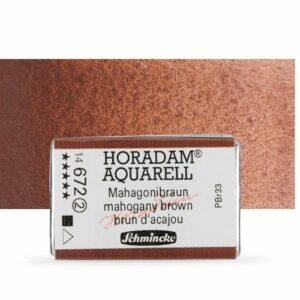 schmincke horadam mahogany brown