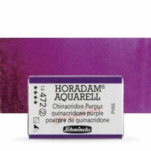 Horadam whole pan quinacridone purple