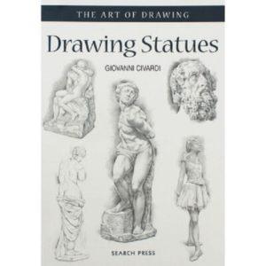 drawing statues by giovanni civardi