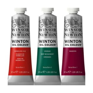 Winton Student Oils